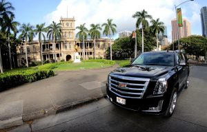 Hawaii Limo Services